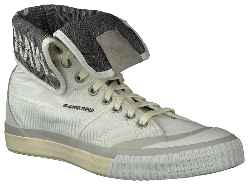 witte g star sneakers gs65370