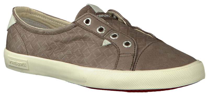 taupe le coq sportif sneakers malo